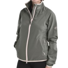 Mammut Areana Jacket - SofTec Soft Shell (For Women) in Smoke - Closeouts