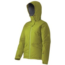 Mammut Arosa Down Jacket - 650+ Fill Power (For Women) in Kiwi - Closeouts