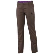 Mammut Capella Pants - UPF 50+ (For Women) in Dark Oak - Closeouts