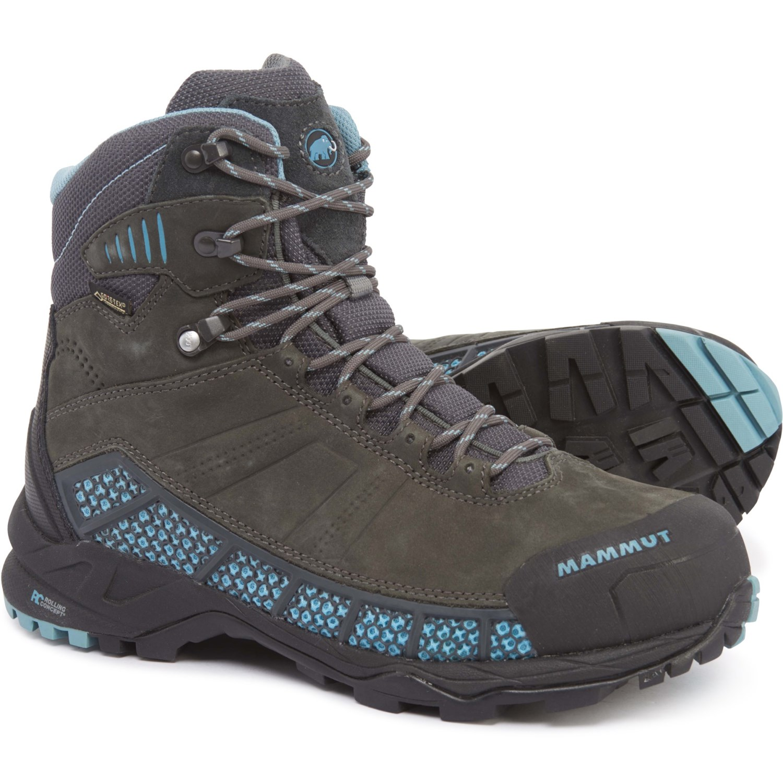04de9deee62 Mammut Comfort Guide High Gore-Tex® Hiking Boots (For Women) - Save 46%