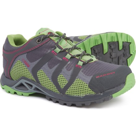 17e68a93f0 Clearance. Mammut Comfort Low Gore-Tex® Hiking Shoes - Waterproof (For  Women) in