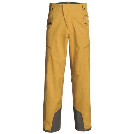Mammut Dobson Snow Pants - Waterproof (For Men) in Cyan