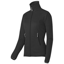 Mammut Felici  Soft Shell Jacket (For Women) in Black