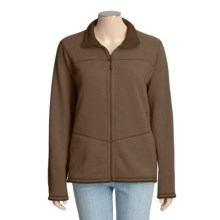 Mammut Fleece Jacket - Polartec® Thermal Pro® (For Women) in Chocolate - Closeouts