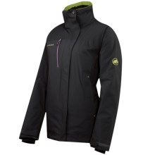 Mammut Glimmer Ski Jacket - Insulated (For Women) in Graphite - Closeouts