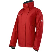 Mammut Glimmer Ski Jacket - Insulated (For Women) in Inferno - Closeouts