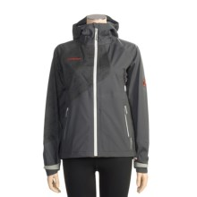 Mammut Illimano Jacket - Waterproof (For Women) in Graphite - Closeouts
