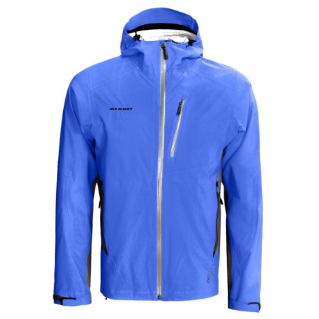 Mammut Kento DRYtech® Jacket (For Men) in Merlin/Smoke