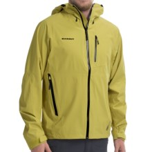 Mammut Kento DRYtech® Jacket (For Men) in Salamander - Closeouts