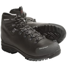 Mammut Kootenay 5 Hiking Boots - Leather (For Women) in Dark Brown - Closeouts