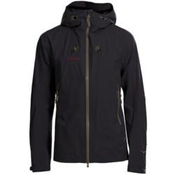 Mammut Lanin Gore-Tex® Jacket - Waterproof (For Men) in Black/Ivy