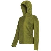 Mammut Loft Jacket - Fleece (For Women) in Dark Peridot - Closeouts