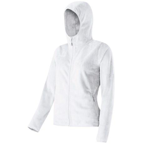 Mammut Loft Jacket - Fleece (For Women) in White/White