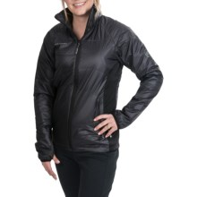 Mammut Madra Hybrid Jacket - Insulated (For Women) in Black - Closeouts