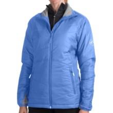 Mammut Madra Hybrid Jacket - Insulated (For Women) in Niagara/Lago - Closeouts