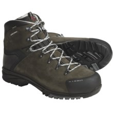 Mammut Mt. Crest Gore-Tex® Hiking Boots - Waterproof (For Men) in Graphite - Closeouts