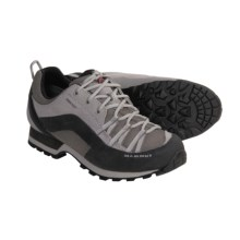 Mammut Mt. Nebo Gore-Tex ® Trail Shoes - Waterproof, Leather (For Women) in Light Grey/Grey - Closeouts