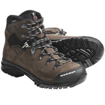 Mammut Mt. Vista Gore-Tex® Hiking Boots - Waterproof, Leather (For Women) in Lino