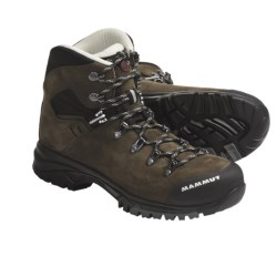 Mammut Mt. Vista LTH Hiking Boots - Nubuck (For Women) in Lino