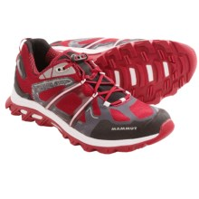 Mammut MTR 141 Trail Running Shoes (For Men) in Graphite/Dark Inferno - Closeouts