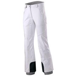 Mammut Nimba Soft Shell Pants (For Women) in White