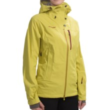 Mammut Niva Jacket - Waterproof (For Women) in Salamander - Closeouts