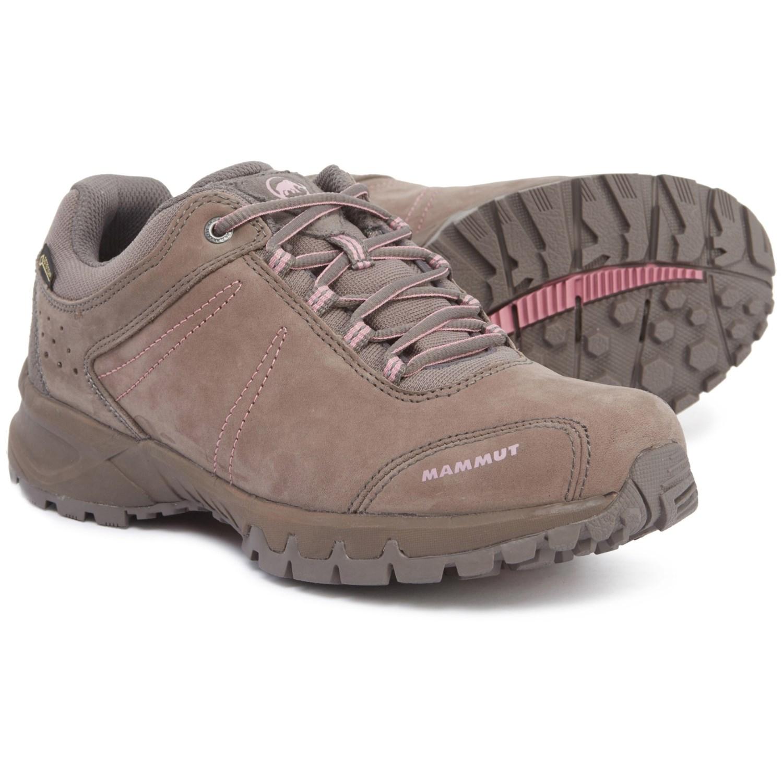 732ba9327b3 Mammut Nova III Low Gore-Tex® Hiking Shoes (For Women) - Save 48%