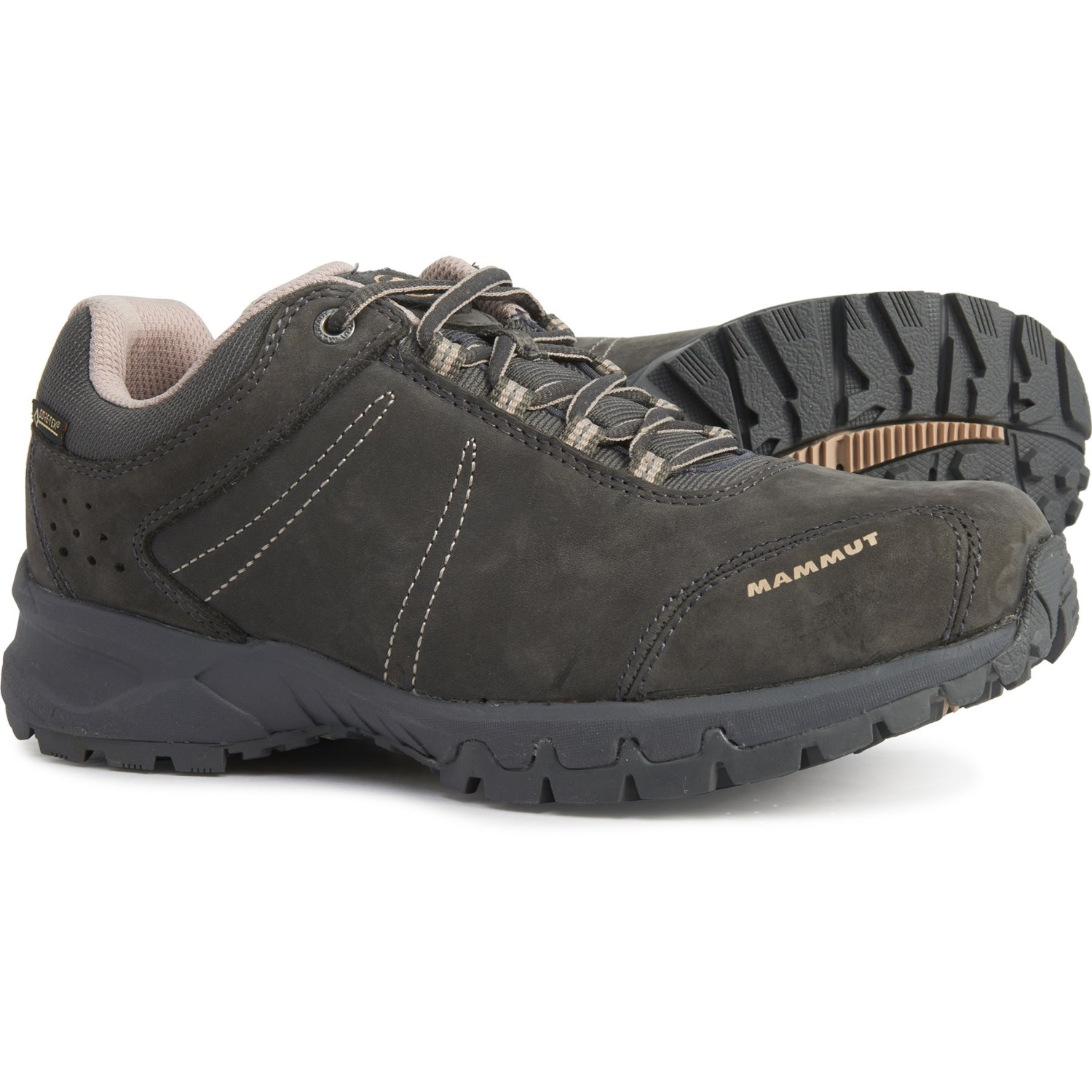huge selection of half price fashion Mammut Nova III Low Gore-Tex® Muster Hiking Shoes (For Women ...