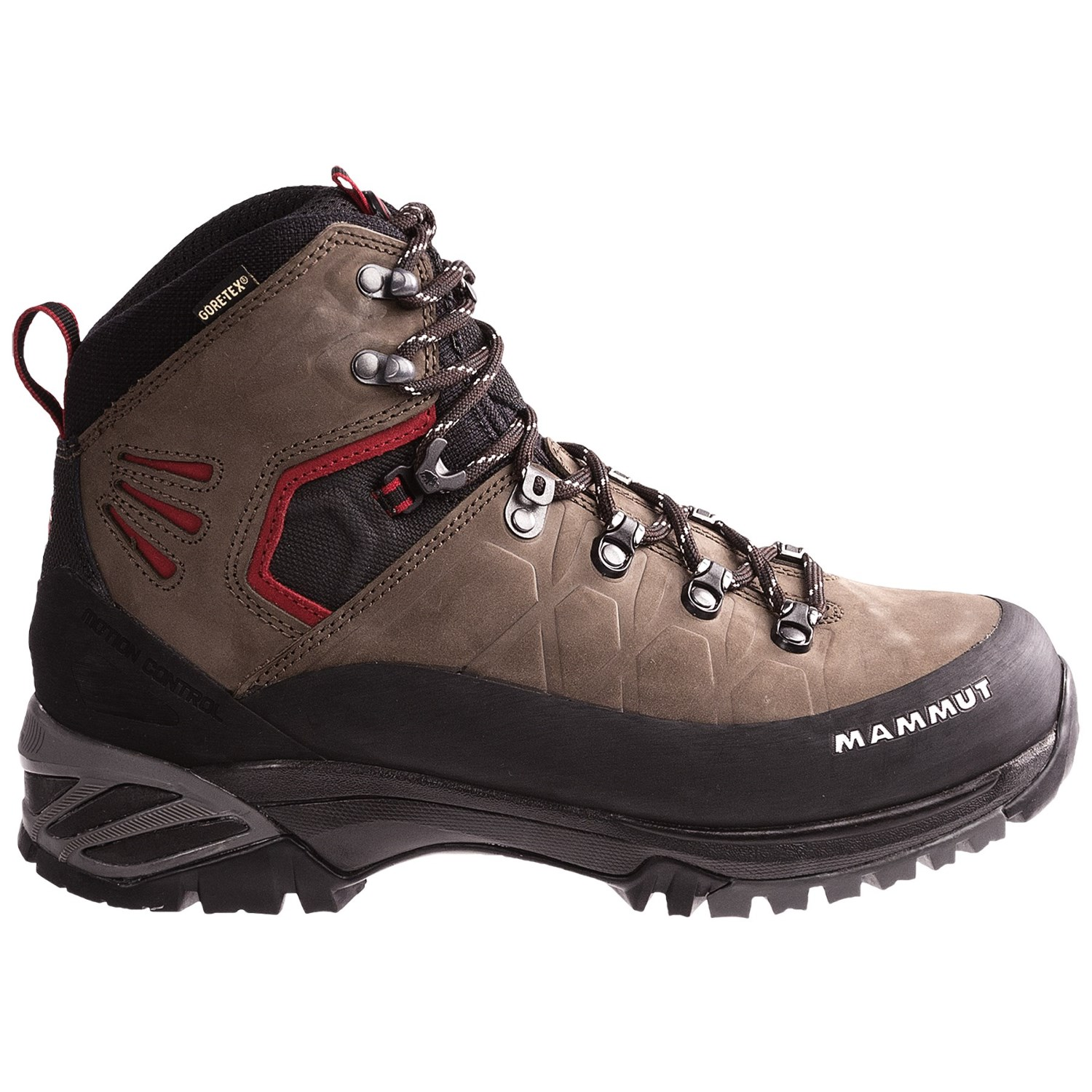 mammut pacific crest gore tex hiking boots for men. Black Bedroom Furniture Sets. Home Design Ideas