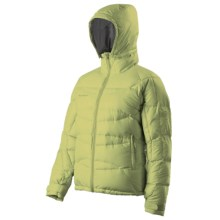 Mammut Pilgrim Down Jacket - 650 Fill Power (For Women) in Lime - Closeouts