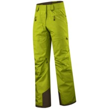 Mammut Robella Snow Pants - Insulated (For Women) in Peridot - Closeouts
