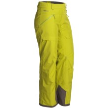 Mammut Robella Snow Pants - Waterproof, Insulated (For Women) in Oasis - Closeouts