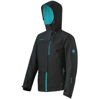 Mammut Rocca DRYTech® Jacket - Insulated (For Women) in Black