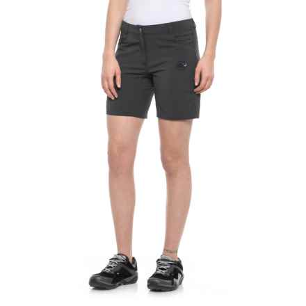 Mammut Runbold Light Shorts (For Women) in Graphite - Closeouts