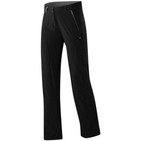 Mammut Runje Pants (For Women) in Black