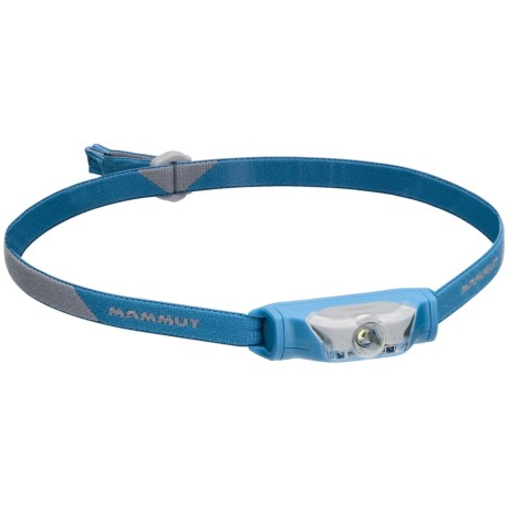 Mammut S-Flex LED Headlamp