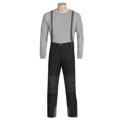 Mammut Splide Soft Shell Pants (For Men) in Black