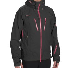 Mammut Stoney Ski Jacket - Waterproof (For Men) in Black - Closeouts