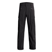 Mammut Stoney Snow Pants - Waterproof (For Men) in Black - Closeouts