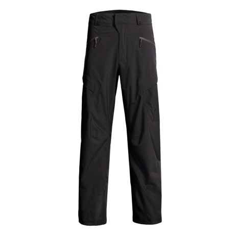 Mammut Stoney Snow Pants - Waterproof (For Men) in Black