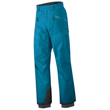 Mammut Stoney Snow Pants - Waterproof (For Men) in Goa