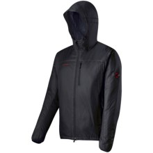 Mammut Stratus Flash Jacket (For Men) in Black - Closeouts
