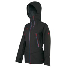 Mammut Sunridge Gore-Tex® Ski Jacket - Waterproof (For Women) in Graphite - Closeouts