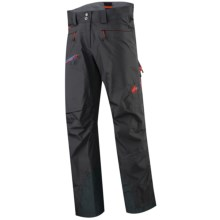 Mammut Sunridge Gore-Tex® Soft Shell Snow Pants - Waterproof (For Women) in Graphite/Inferno - Closeouts