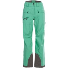 Mammut Sunridge Gore-Tex® Soft Shell Snow Pants - Waterproof (For Women) in Reed - Closeouts