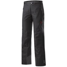 Mammut Tense Gore-Tex® Performance Shell Pants - Waterproof (For Women) in Black - Closeouts