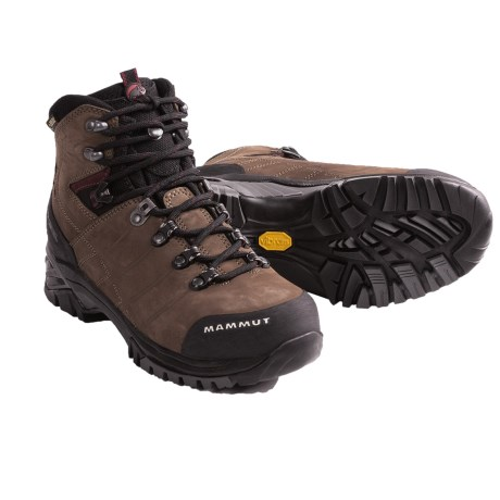 Mammut White Rose Gore-Tex® Hiking Boots - Waterproof (For Women) in Brown/Ruby