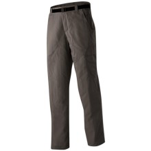 Mammut Winter Hiking Pants - UPF 40+ (For Women) in Bark - Closeouts
