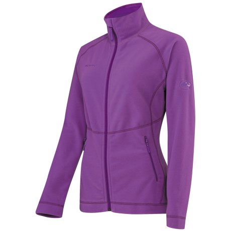 Mammut Yampa Fleece Jacket (For Women) in Bloom