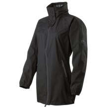 Mammut Youko Jacket - Waterproof, Hooded (For Women) in Black - Closeouts